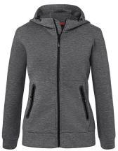 Ladies` Hooded Jacket