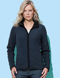 Active Teddy Fleece Jacket for women